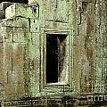Wall Ta Prohm Poster by Bob Christopher