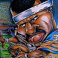 Walter Payton by Big Mike Roate