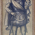 Walter Raleigh, English Explorer Poster by Photo Researchers