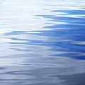 Water Reflections 6 Print by Skip Nall