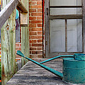 Watering Can Print by Merv Scoble