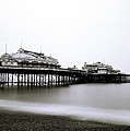 West Pier in Brighton in the UK Print by Shaun Higson