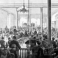 WHISKEY RING TRIAL, 1876 Print by Granger