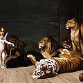 Whoever you are Here is your Master Print by Jean Leon Gerome