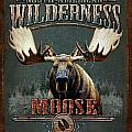 Wilderness Moose Poster by JQ Licensing