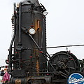 Willamette Steam Engine 7d15105 Poster by Wingsdomain Art and Photography