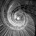 Winding staircase Poster by Falko Follert