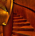 Winding staircase by Roman Rodionov