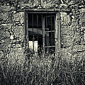 window of memories Print by Stylianos Kleanthous