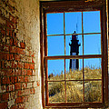 Window to light  Print by Christopher  Ward