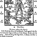 Woodcut, 1750 Poster by Science Source