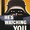 WWII: PROPAGANDA POSTER Poster by Granger