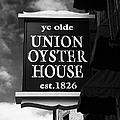ye olde Union Oyster House Poster by John Rizzuto