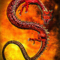 Year of the Dragon Poster by Bob Orsillo