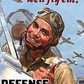 You Buy 'em We'll Fly 'em Print by War Is Hell Store