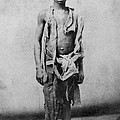 Young Slave During The Civil War Print by Everett