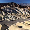 Zabriskie point in Death valley Print by Pierre Leclerc Photography