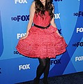 Zooey Deschanel At Arrivals For Fox Print by Everett