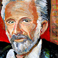 The Most Interesting Man In The World Print by Jon Baldwin  Art