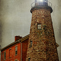 Charlotte Genesee Lighthouse Poster by Joel Witmeyer