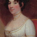 Dolley Madison Print by Photo Researchers