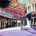 Eureka Springs AK 4 Print by Ron Stephens