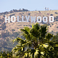 Hollywood Sign Photo Poster by Paul Velgos