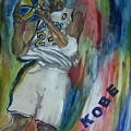 Kobe Poster by Wayne LE ONE