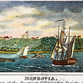 LIBERIA: FREED SLAVES 1832 Poster by Granger