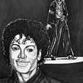 Michael Jackson II by Toni  Thorne