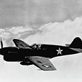 P-40 Warhawk Poster by War Is Hell Store