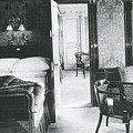 Parlour Suite Of Titanic Ship Poster by Photo Researchers