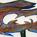 THE PROZAK FISH Print by Robert Margetts