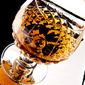 Whiskey in glass Poster by Blink Images