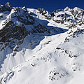 Serre Chevalier in the French Alps Poster by Pierre Leclerc Photography