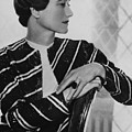 Duchess Of Windsor Wallis Simpson Poster by Everett