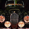 1950 Jaguar XK120 Alloy Roadster . 7D9179 Poster by Wingsdomain Art and Photography