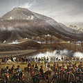 LOOKOUT MOUNTAIN, 1863 Print by Granger