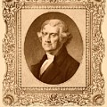 Thomas Jefferson Poster by War Is Hell Store