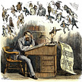 CHARLES DICKENS (1812-1870) Print by Granger