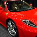 2006 Ferrari F430 Spider . 7D9385 Print by Wingsdomain Art and Photography