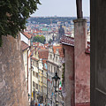 Prague Print by Andre Goncalves