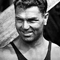 JACK DEMPSEY (1895-1983) Poster by Granger