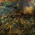 abstract design 88 Poster by Michael Lang