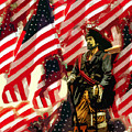 American pirate Poster by David Lee Thompson