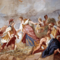 AMIGONI: DIDO AND AENEAS Print by Granger