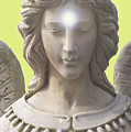 Angel of Devotion No. 12 Print by Ramon Labusch