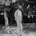 Anonymous African American Lynching Print by Everett