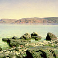 At the Sea of Galilee Poster by Vasilij Dmitrievich Polenov