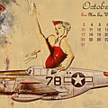 Aviation 1953 Poster by Cinema Photography